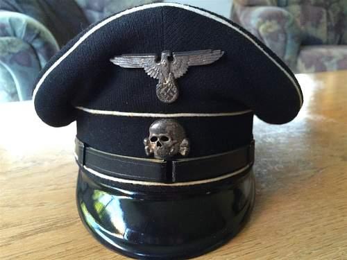 SS EM/NCO Visor