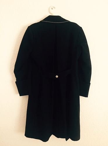 Black SS Greatcoat