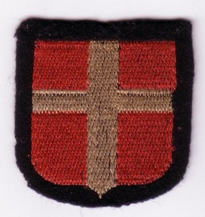 Norwegian SS volunteer shield
