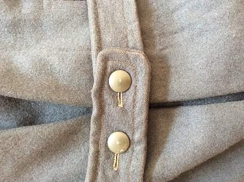 Ss great coat m.36