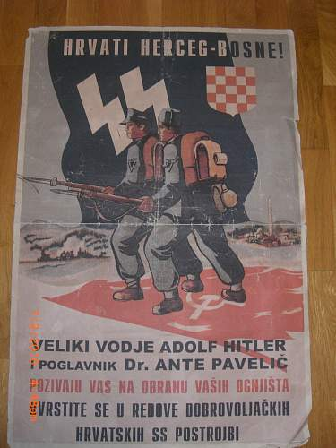 Croat SS division