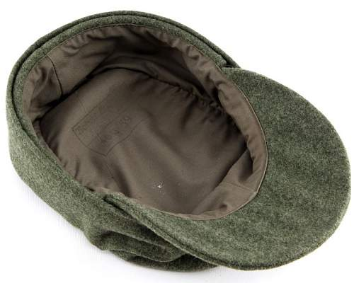Click image for larger version.  Name:SS M43 Filed cap WW11 inside.jpg Views:16 Size:132.1 KB ID:867263