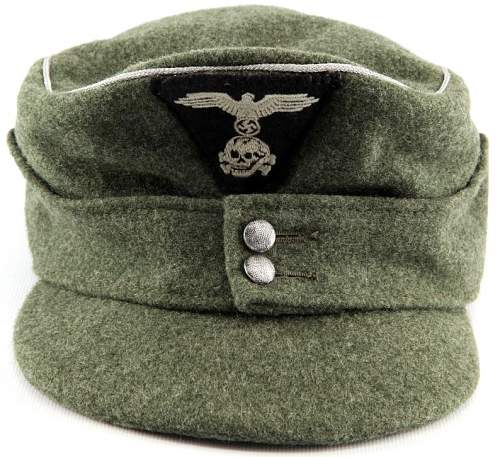 Click image for larger version.  Name:SS M43 Filed cap WW11.jpg Views:24 Size:76.5 KB ID:867265