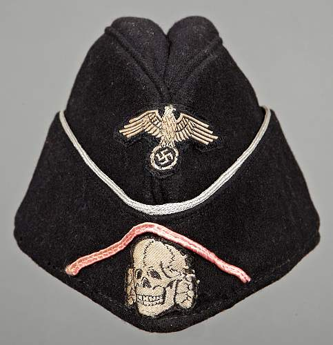 SS hat help