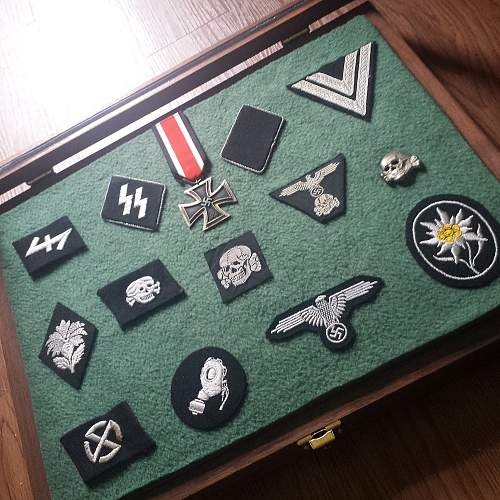 My SS Insignia Collection update!