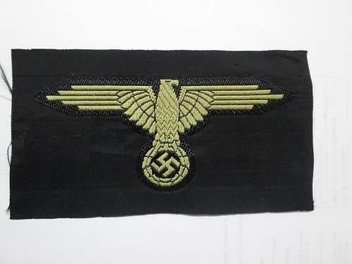 SS Tropical Eagle Original?