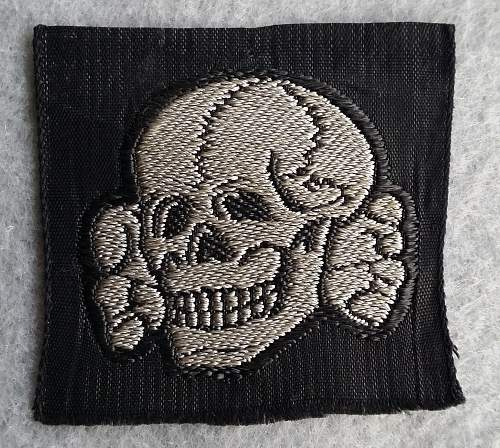BEVO Totenkopf-Probably Fake ,for opinions