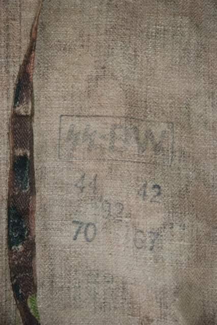 Ss M44 Dot Camo Tunic Some Info Page 2