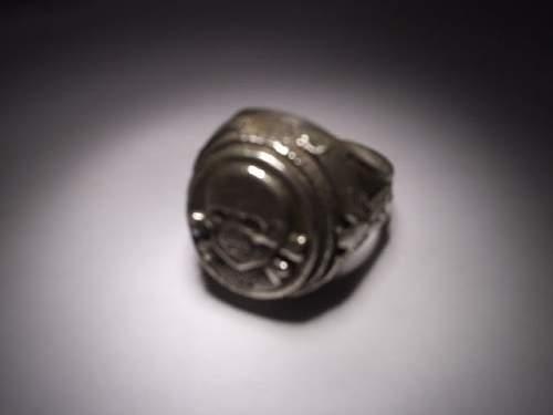 Totenkopf SS Ring Help!