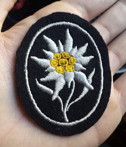 Edelweiss Patch - Opinions?