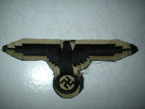 SS Bevo Arm Eagle for Review