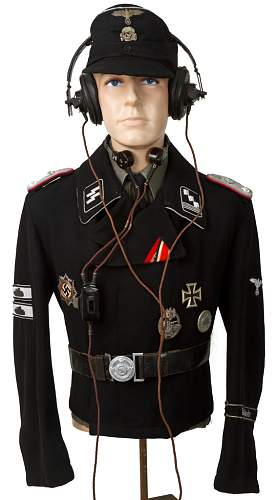 ss uniforms of the willy schumacher collection