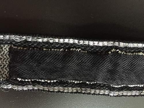 LAH Flat wire Cuff