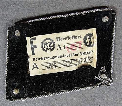 Click image for larger version.  Name:Standartenführer Warbooty $ 895,- B - Mfg. 167.jpg Views:91 Size:69.8 KB ID:875212