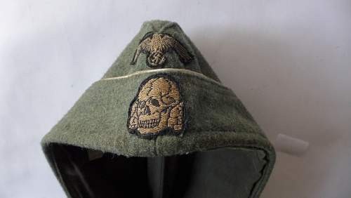 any chance ss cap