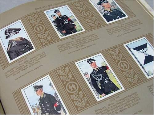 SS uniforms, Knoetel