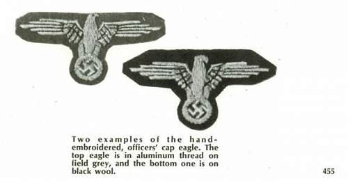 SS Cap Eagle Bullion