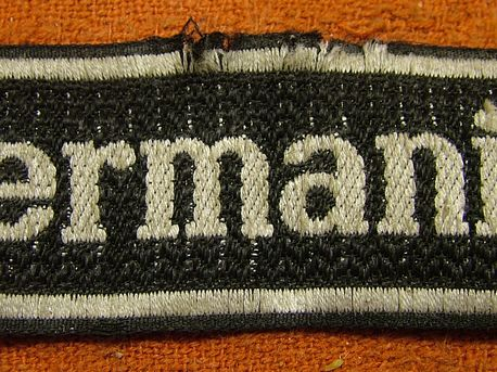 """Germania"" cufftitle"