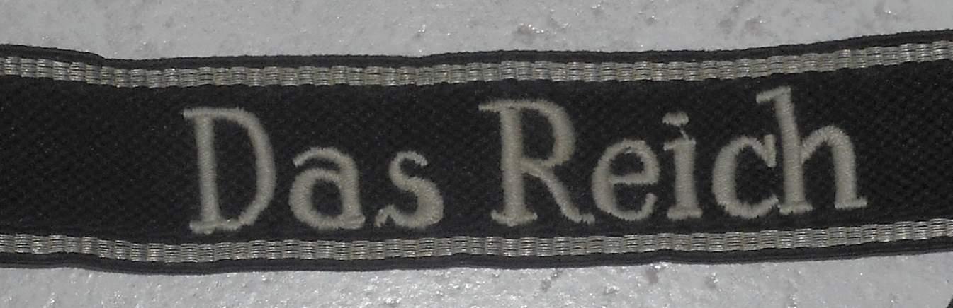Ss Cuff Title Das Reich
