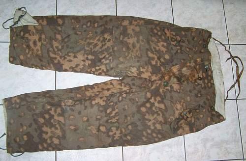 SS reversible winter pants