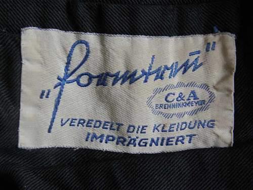 SS clothing by Hugo Boss