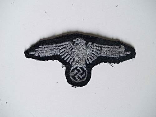 SS sleeve eagle opinion