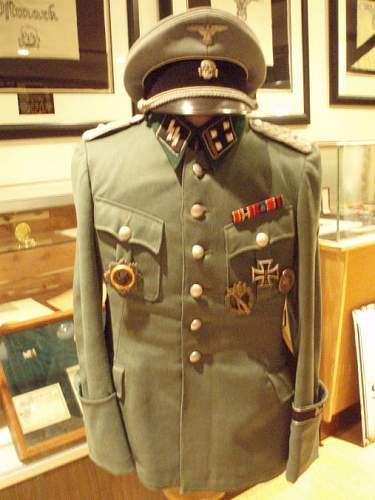 Otto kumm's tunic?