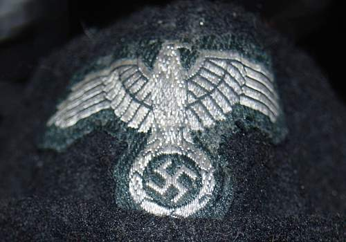 SS Panzer Feldmutze: Authentic or Fake???
