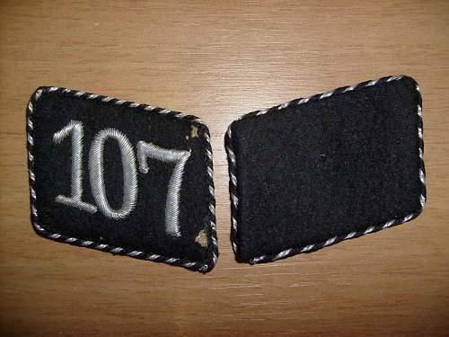 107 Standarte tabs: good or bad?