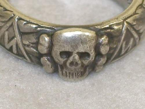 SS Honor ring