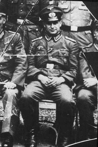 Pic of Klaus BARBIE
