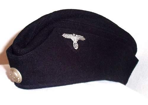 M34 A-SS side cap
