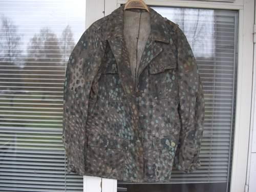 M44 pea dot tunic. Good or fake??