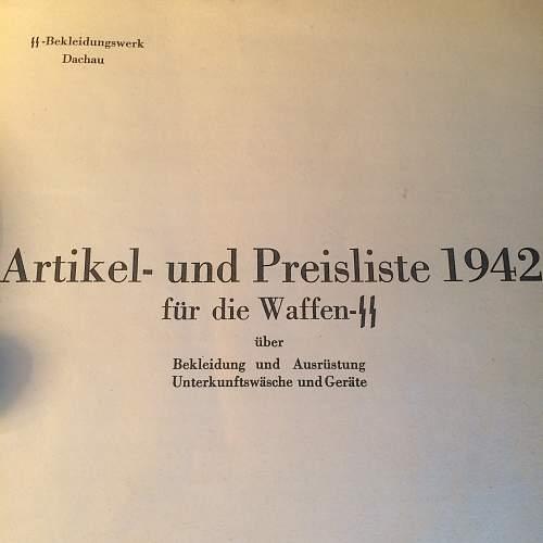 Waffen-SS Infantry shoulder boards - Original/Fake?
