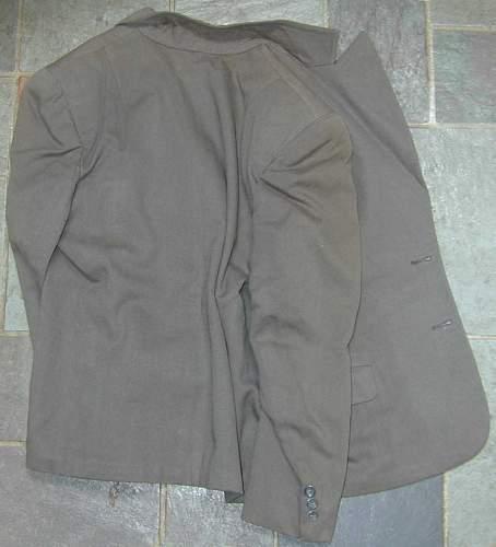 SS Female Guard Uniform