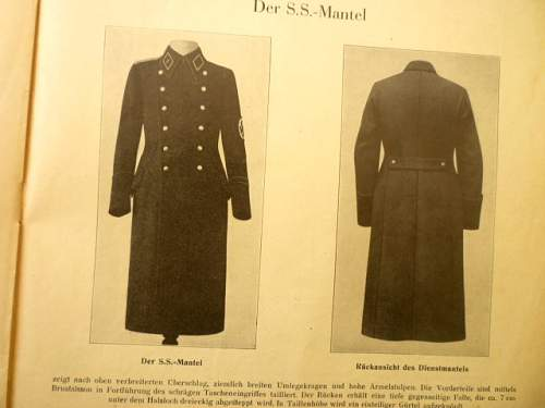SS Greatcoat or Boderless Armband