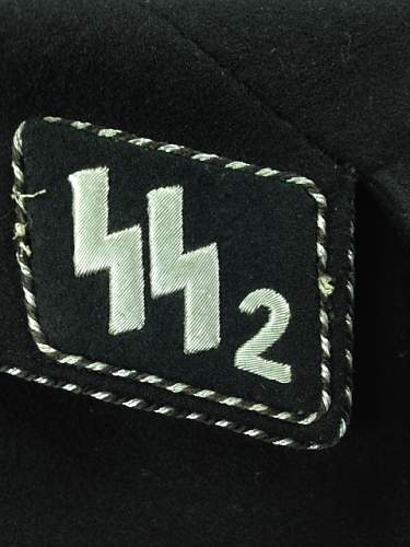 SS-Standarte 2/VT - Germania Enlisted - Collar Tab