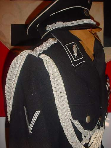 another black uniform...