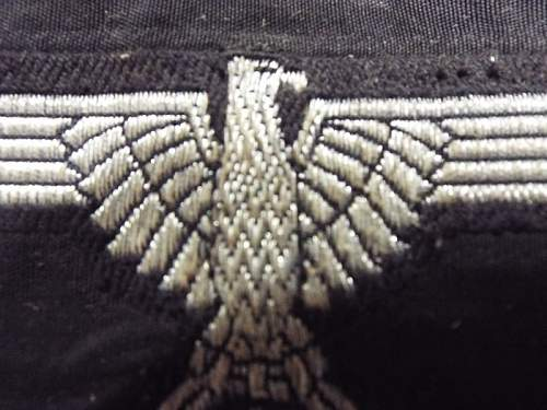 Another SS flatwire sleeve eagle for opinion