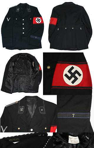 Is this an authentic SS uniform?