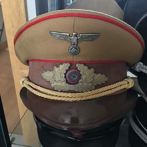 Totenkopf SS Officers Uniform