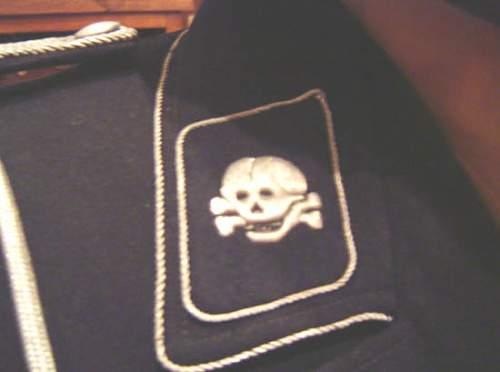 SS TK collar tab
