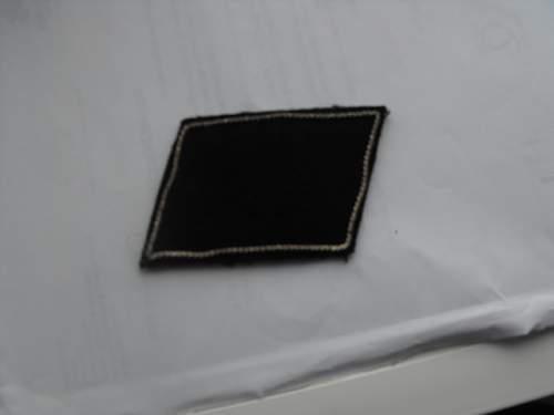 ss collar tabs real or fake?