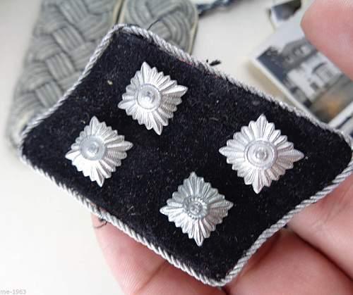 Original SS insignia?