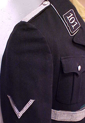 SS Bandsman Tunic for review...