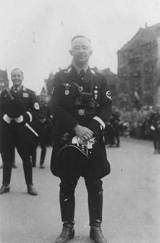Himmler in early years