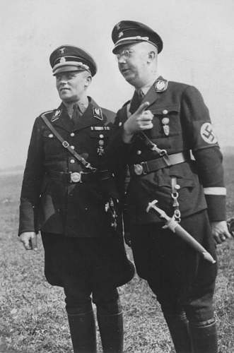 Himmler in early years