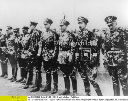 SS Germania tabs