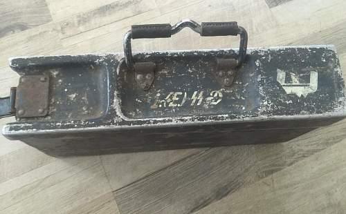 MG tool box SS Deutschland