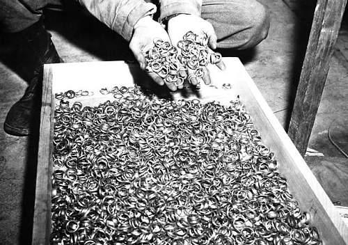 SS silver/gold bullion bars.....